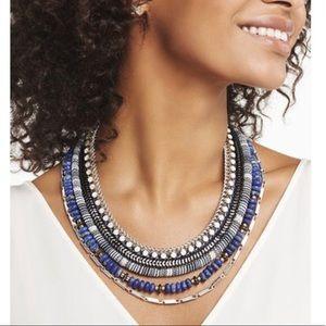 Stella Dot Emmeline multistrand versatile necklace